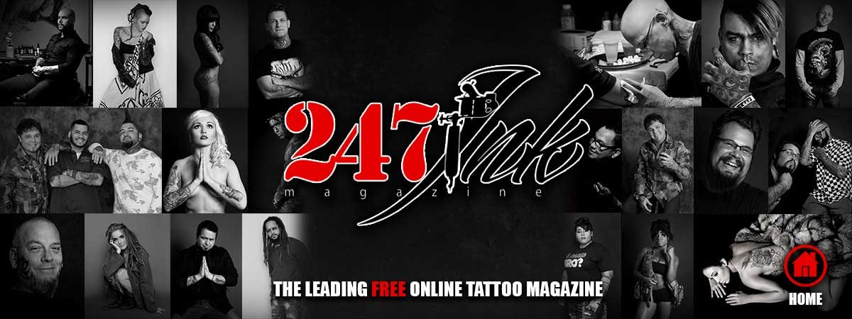 247 Ink Magazine | The Leading FREE Online Tattoo Magazine: Tattoos ...